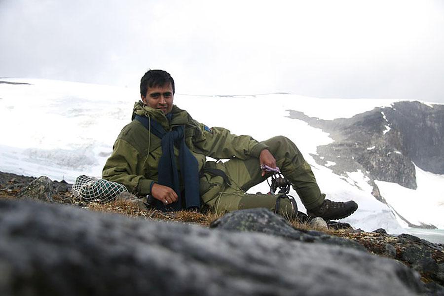 Gjør som Umar, og bli med til toppen av Norge!